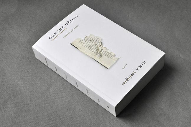 Fernando Báez: Obecné dějiny ničení knih