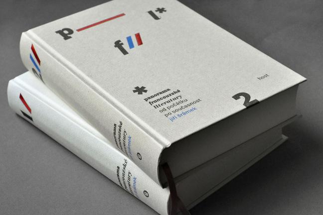 Jiří Šrámek: Panorama francouzské literatury