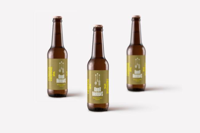 Beer Arrows