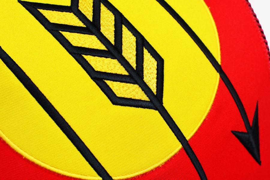 Rychlé šípy vlajka