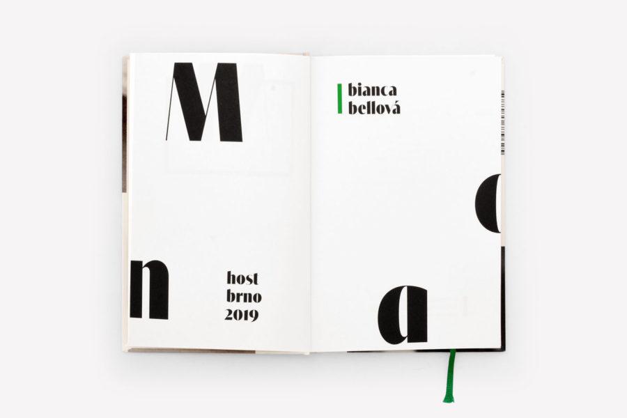 Bianca Bellová: Mona