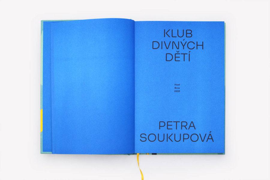 Petra Soukupová: Klub divných dětí