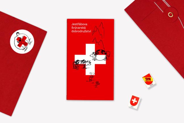 Jestřábova švýcarská dobrodružství