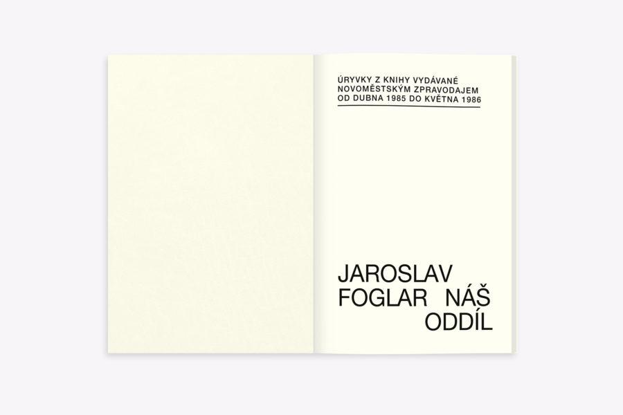 Jaroslav Foglar: Náš oddíl